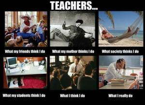 what teachers do