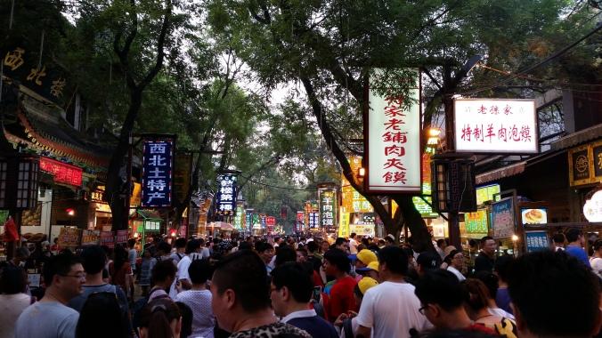 Xi'an, 12 juli 2015
