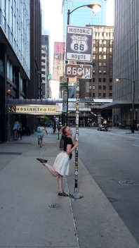 The Beginning of Route 66, Chicago